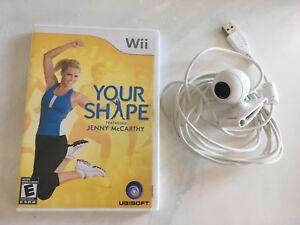 3 jeux pour Nintendo wii avec accessoires