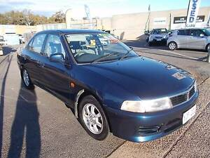 2002 Mitsubishi Lancer-AUTOMATIC Mitchell Gungahlin Area Preview