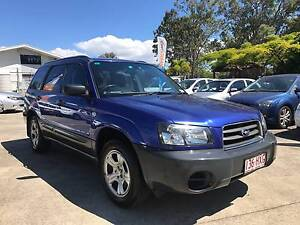 2004 Subaru Forester X REGO/RWC DRIVE AWAY !!!! Capalaba West Brisbane South East Preview