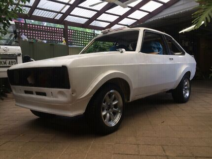 Ford Escort Mk2 unfinished project.  Athelstone Campbelltown Area Preview