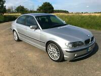 2002 52 BMW 330D SE ALLOYS LEATHER MANUAL DEC 2020 MOT