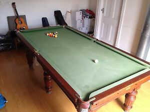 Pool Table Longwood Strathbogie Area Preview