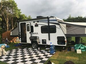 Solaire camper trailer by Palomino sold PPU