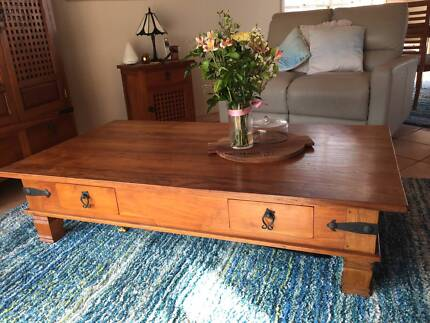 Coffee Table Mxm Finished In Heritage Teak Stain Coffee Tables - How to stain a coffee table