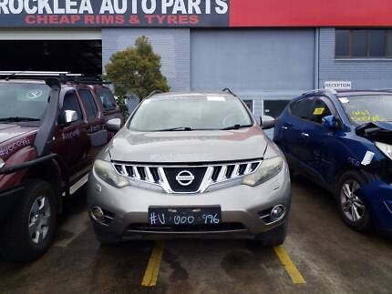 NISSAN MURANO 2009 WRECKING #V000996 Rocklea Brisbane South West Preview