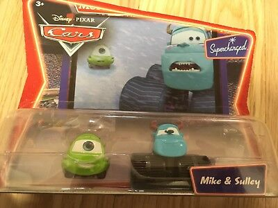 Disney Pixar Cars Movie Moments Mike & Sulley Toy Story OVP Mattel Metall NEU online kaufen