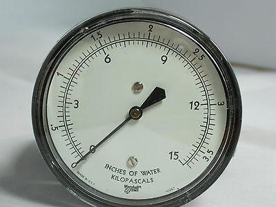 Pressure Gauge G26504 83 Kc 2 12 15 Water Kpa 14 Cbm