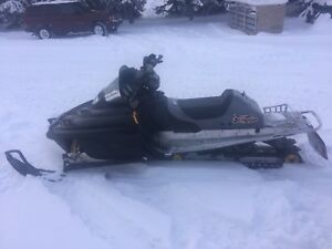 Ski doo summit 800