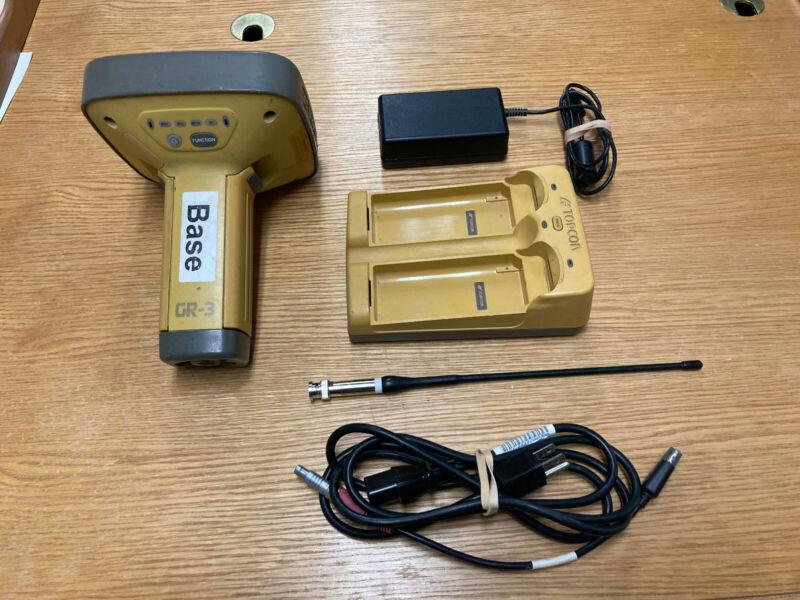 Topcon GR3 Surveying GPS