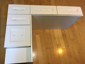 Phone/desk cabinet