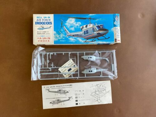 FUJIMI BELL UH-1N IROQOUOIS Helicopter  Air Force 1/144 Kit #MH1-100 NIOB