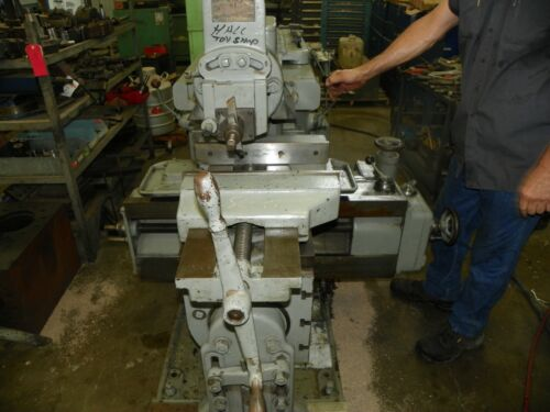English Brothers Machinery Co. Shaper | F206ES13