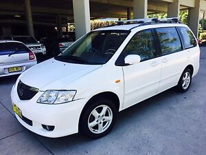 Mazda MPV 2003 Wagon 7 Seater Auto Low Klms Kellyville The Hills District Preview
