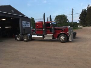Night Shift chip truck driver wanted