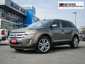 2013 Ford Edge LIMITED, SUNROOF, NAV, 2 SETS OF TIRES