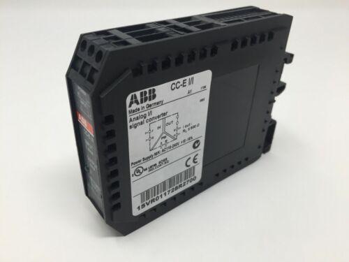 ABB 1SVR011728R2700 Signal Transducer, CC-E Series, 110-240VAC