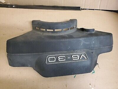 2002-2006 Audi A4 3.0L Quattro AWD Convertible front engine cover 06C103927D