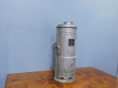 Antique Sands 40A Double Copper Coil Gas Water Heater Nice Condition