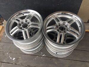 "Alloy Rims 15"" universal 4-bolt"