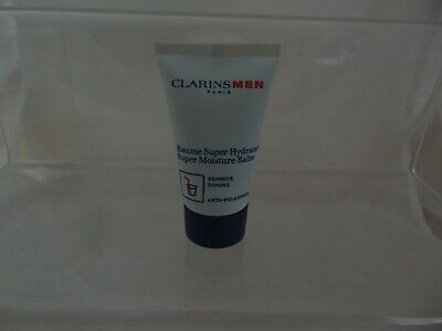 Men Moisture Balm (CLARINS MEN SUPER MOISTURE BALM 12ml  Anti-Pollution-*NEW *)