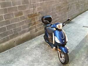 Piaggio Fly 150 TOP COIN CONDITION Moore Park Inner Sydney Preview