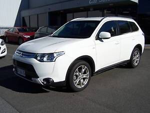 2014 Mitsubishi Outlander Wagon Hobart CBD Hobart City Preview