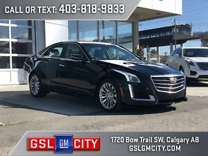 2015 Cadillac CTS Sedan Luxury AWD 3.6L Engine, Automatic