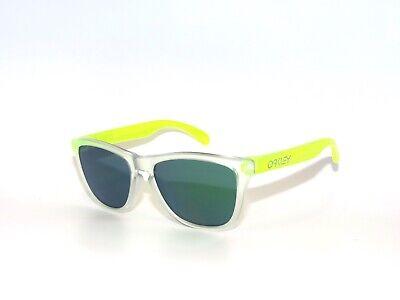 Oakley Sunglasses Frogskins 9245-53 Asian Fit Matte Clear Jade Iridium (Frogskins Sale)