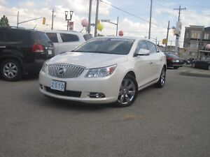 2010 BUICK LACROSSE CXL | NAV/CAM • Leather • Pano