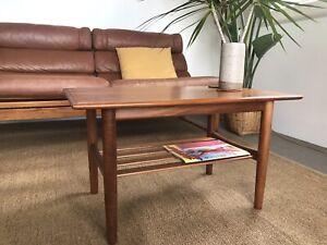 Genuine Parker teak coffee table | Coffee Tables | Gumtree ...