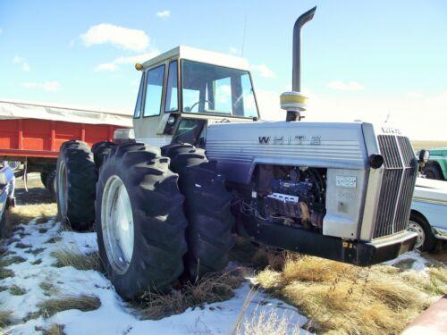 White 180 farm tractor
