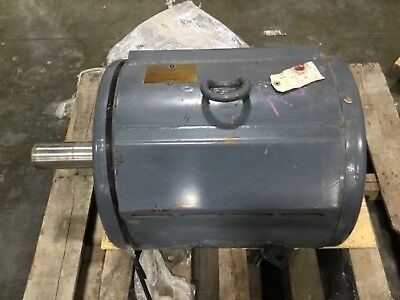 Lincoln 100 Hp 3 Phase Electric Motor 404t 1775 Rpm 575v 2188sr