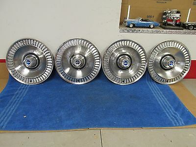 1964 FORD GALAXIE   HUBCAPS  SET OF 4   416
