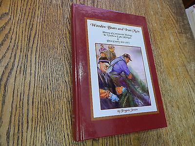 Jensen, Trygvie.  Wooden Boats and Iron Men, Lake Michigan,Door Co.1850-2005,1ST