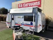 GAZAL INFINITY 15' LOW TOW POP TOP CARAVAN Klemzig Port Adelaide Area Preview