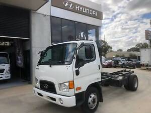2010 HYUNDAI HD65, Day Cab, Cab Chassis, New Trays Available. Pooraka Salisbury Area Preview