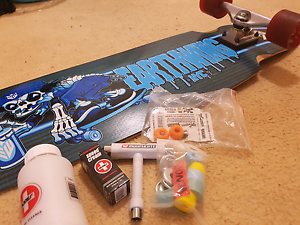 Earthwing SuperGlider Longboard Skateboard Custom Complete Edgewater Joondalup Area Preview