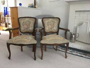 Two Parlour Chairs