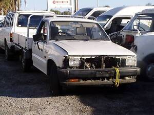 WRECKING MAZDA B2600 2WD SINGLE CAB UTE 2.6 MANUAL ALLOY TRAY UF Lonsdale Morphett Vale Area Preview