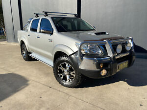 FINANCE FROM $123 PER WEEK* - 2011 TOYOTA HILUX SR5 CAR LOAN Hoxton Park Liverpool Area Preview