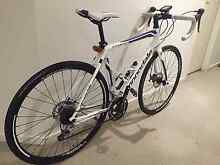 Near New 2015 Cannondale Synapse Tiagra Disc Docklands Melbourne City Preview