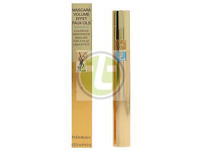 Ysl Waterproof Mascara (YSL Mascara Vol. Eff. Faux Cils Bl. Lux.Waterproof 7ml WOMEN Make Up)