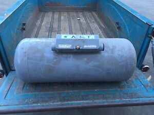 LPG gas tank Ashmore Gold Coast City Preview