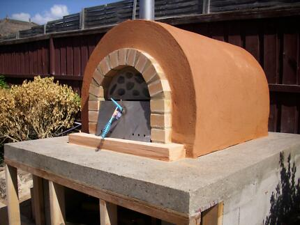 wood fire pizza oven custom made other home. Black Bedroom Furniture Sets. Home Design Ideas