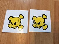 Small Skull Ken Block Hoonigan Custom Car Die Cut Stickers Decals -  - ebay.co.uk