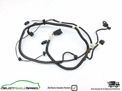CITROEN DS3 REAR BUMPER PARKING SENSOR PDC WIRING LOOM HARNESS PLUGS 2010-2015