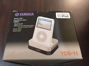 Yamaha YDS-11 iPod Dock for Yamaha Home Theatre Systems Croydon South Maroondah Area Preview