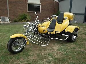 2011 Yellow Oz Trike Korumburra South Gippsland Preview