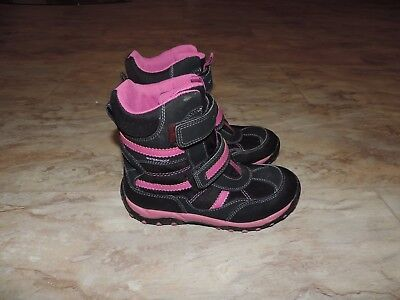 Geox Kinderstiefel Alaska, Stiefel Schuhe, Boots-Gr. 33