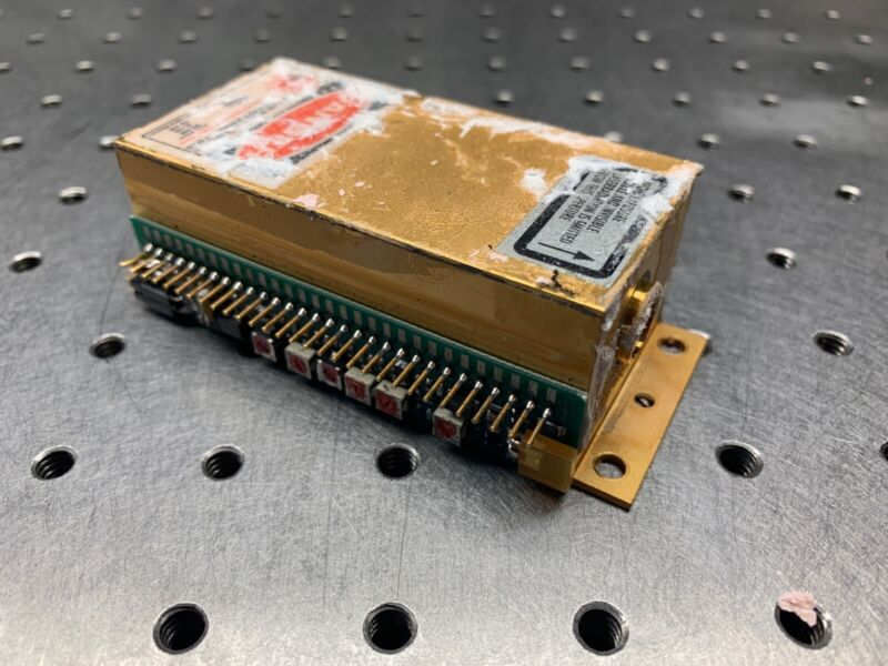Coherent Compass C315M-20 Laser Head Tested 27mW Single Frequency SLM